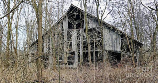 Rockville Photograph - Rural Decay by Steve Gass