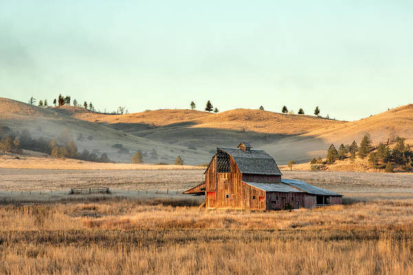 Aging Photograph - Rural Decay by Todd Klassy