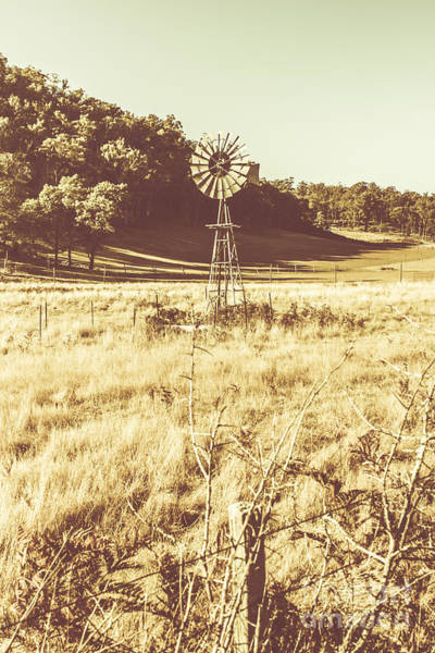 Wall Art - Photograph - Rural Farm Ranch by Jorgo Photography - Wall Art Gallery