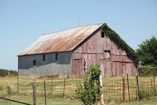 Moberly Photograph - Rural Moberly  by Kathy Cornett