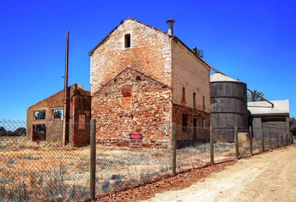 Wall Art - Photograph - Rural Ruins by Wayne Sherriff