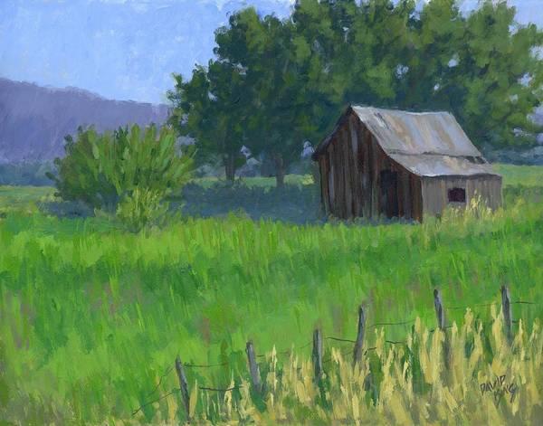 Painting - Rural Spring by David King