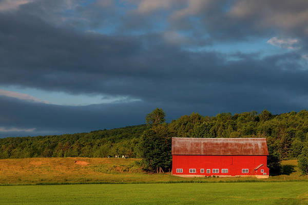 Wall Art - Photograph - Rural Vermont by Andrew Soundarajan