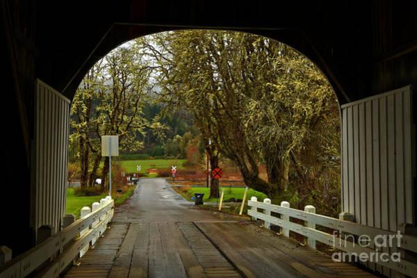 Photograph - Rural Wren Oregon by Adam Jewell