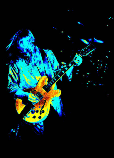 Photograph - Rush 77 #1 In Enhanced In Cosmicolors by Ben Upham