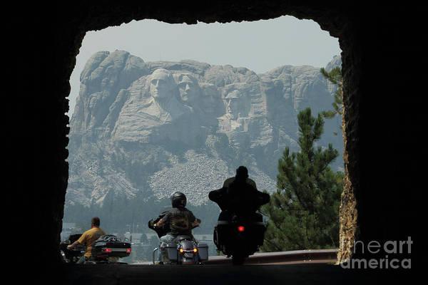 Wall Art - Photograph - Rushmore Ride by Rick Mann