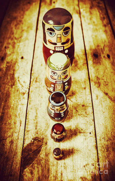 Russia Wall Art - Photograph - Russian Doll Art by Jorgo Photography - Wall Art Gallery