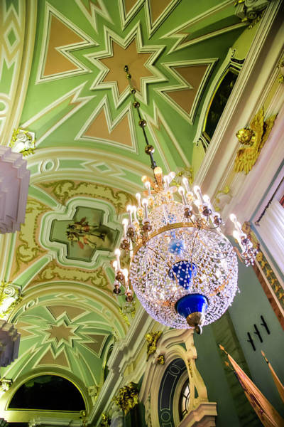 Photograph - Russian Imperial Chandelier by KG Thienemann