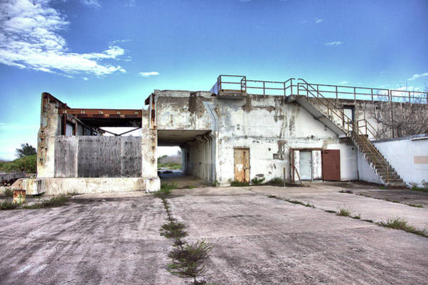 Photograph - Rust At Pad 16 by Gordon Elwell