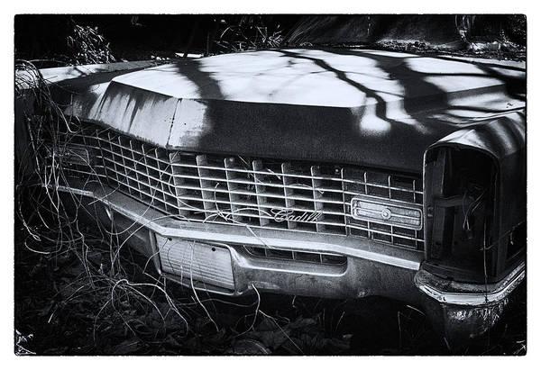 Junkyard Photograph - Rust Bucket by Robert Fawcett