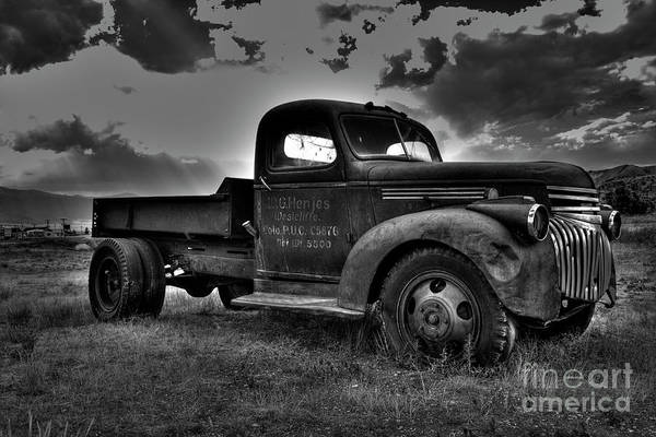 Photograph - Rust In Peace by Tony Baca