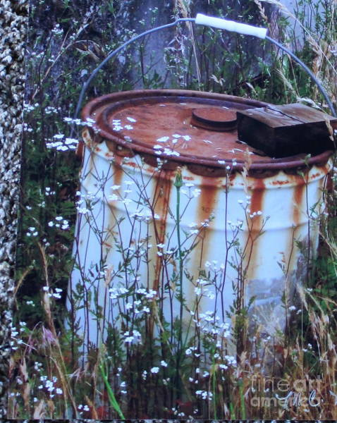 Photograph - Rust Never Sleeps by Marie Neder