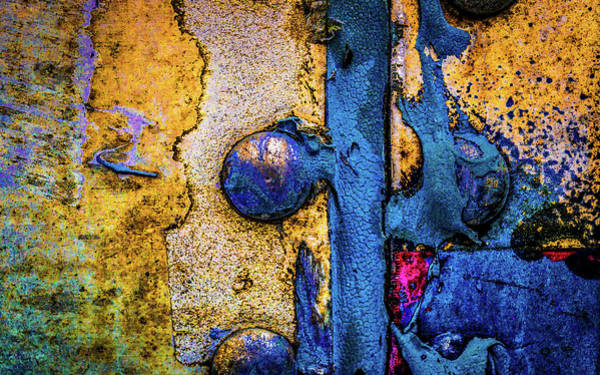 Photograph - Rust Scape Two by Bob Orsillo