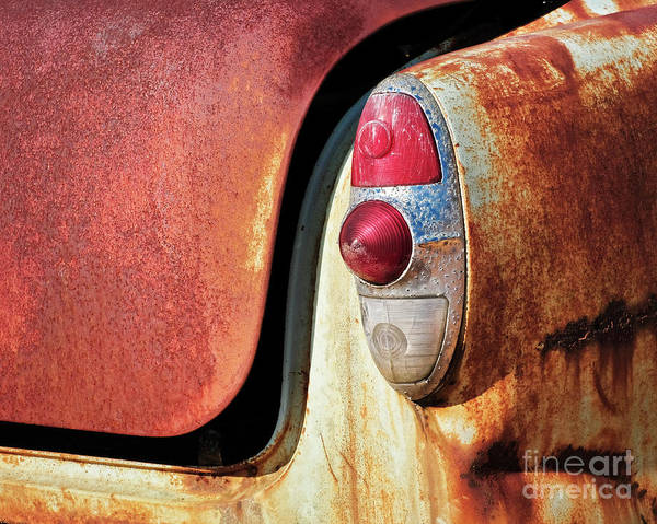 Photograph - Rusted 1 by Patrick M Lynch