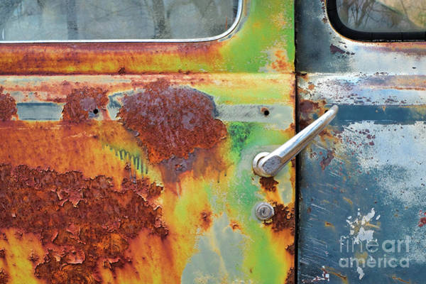 Photograph - Rusted 12 by Patrick M Lynch