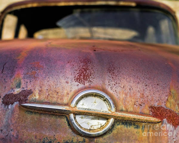 Photograph - Rusted 3 by Patrick M Lynch