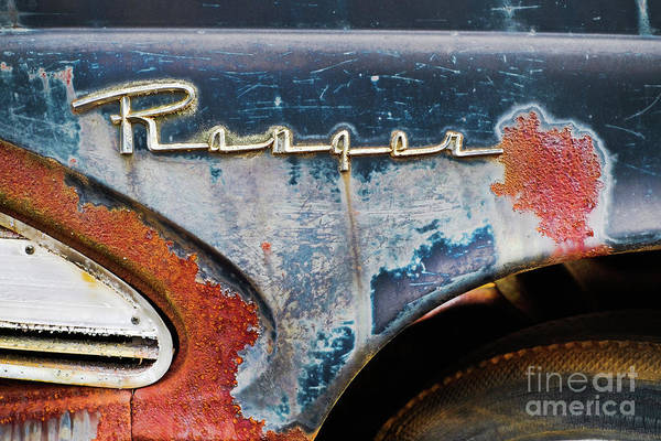 Photograph - Rusted 6 by Patrick M Lynch