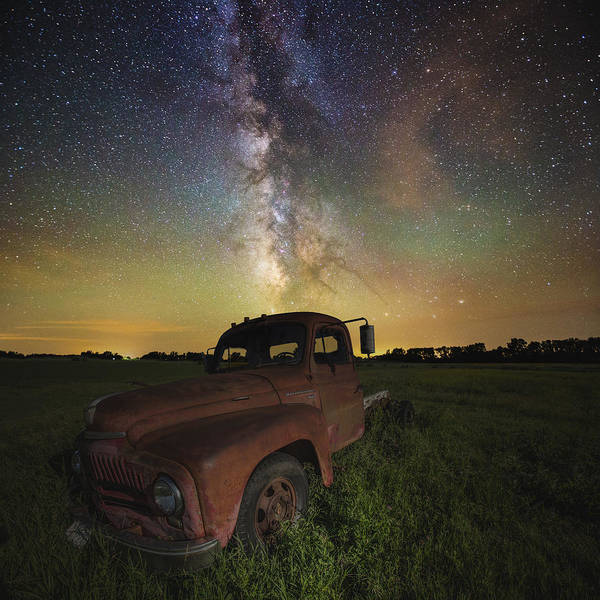 Photograph - Rusted In Time by Aaron J Groen