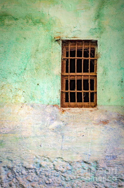 Wall Art - Photograph - Rusted Window by Pat Lucas