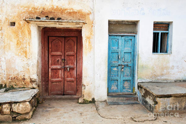 South India Photograph - Rustic And Rural by Tim Gainey