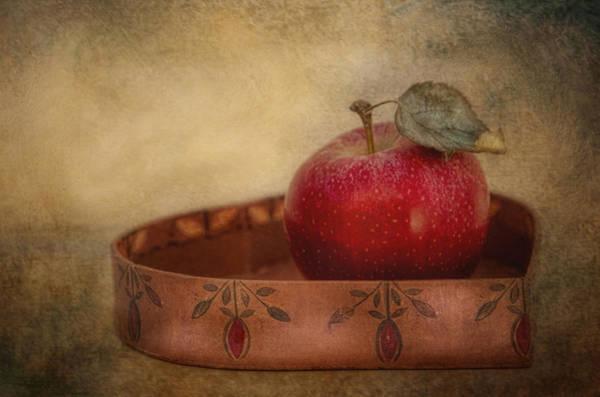 Rustic Apple Art Print