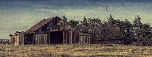 Photograph - Rustic Barn by Jonas Wingfield