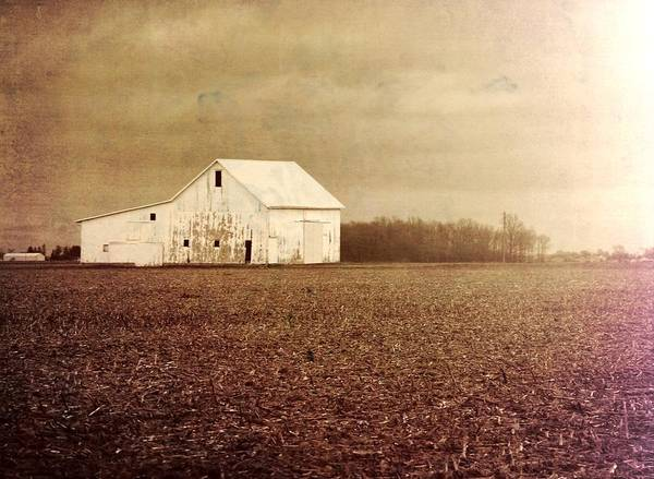 Photograph - Rustic Barn On The Farm by Dan Sproul