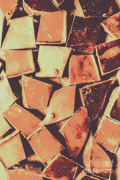 Block Photograph - Rustic Choc Block by Jorgo Photography - Wall Art Gallery