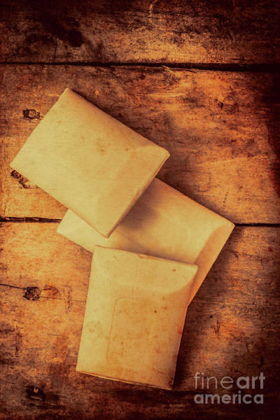 Photograph - Rustic Country Soap Bars by Jorgo Photography - Wall Art Gallery