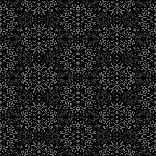 Digital Art - Rustic Dark Pattern by Ruth Moratz
