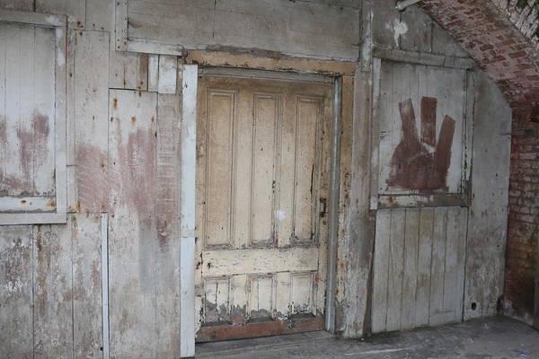 Photograph - Rustic Doorway  by Christy Pooschke
