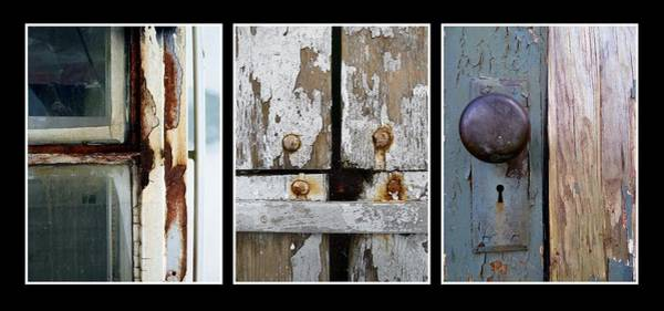 Photograph - Rustic Elements by Patricia Strand