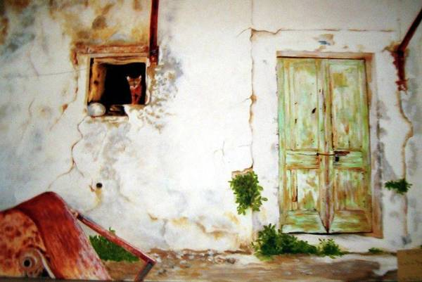 Photograph - Rustic by Elizabeth Hoare Gregory