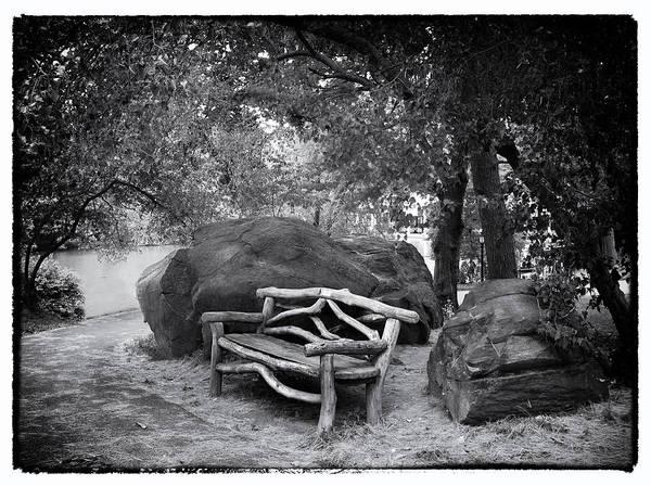 Respite Photograph - Rustic Retreat by Jessica Jenney