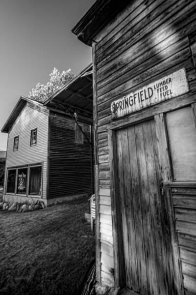 Photograph - Rustic Rural Angles  by Sven Brogren