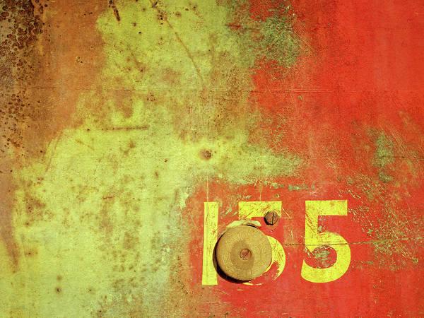 Photograph - Rusty 155 by David King