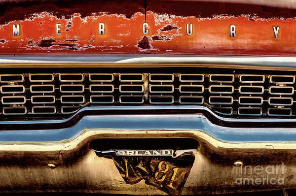 Photograph - Rusty Mercury by Miles Whittingham