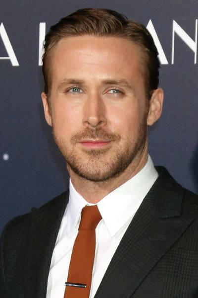 Ryan Gosling Photograph - Ryan Gosling 1 by Kathy Hutchins