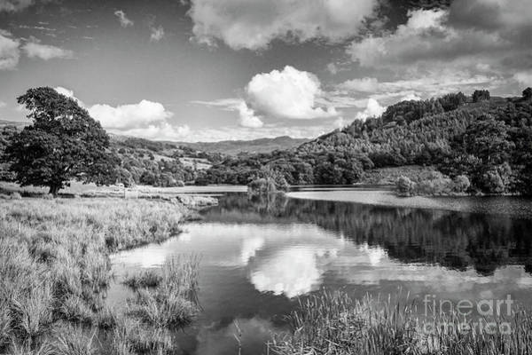 Wall Art - Photograph - Rydal Water - Wordsworth Country by Colin and Linda McKie