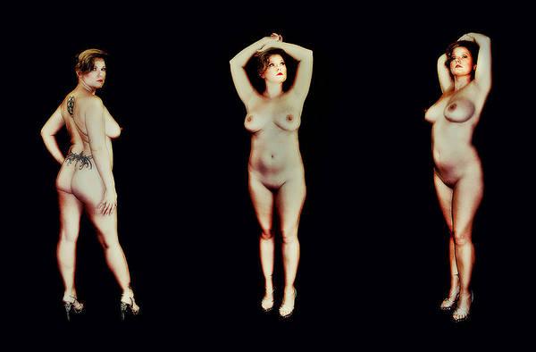 Digital Art - Ryli Vi by Mark Baranowski