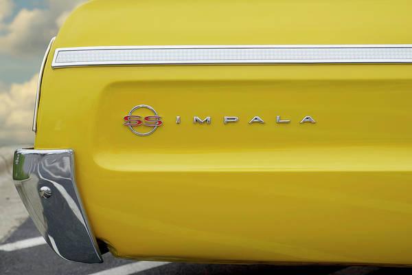 Impala Photograph - S S Impala by Mike McGlothlen