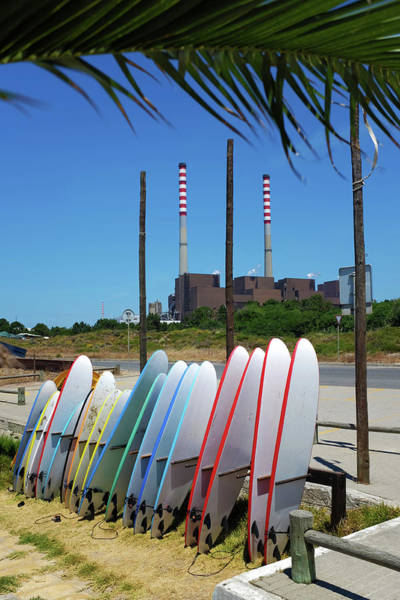 Wall Art - Photograph - S. Torpes Surfboards by Carlos Caetano