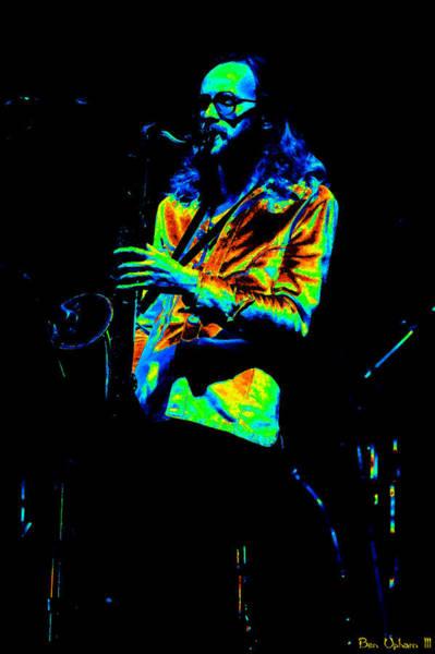 Photograph - S#8 Enhanced In Cosmicolors by Ben Upham