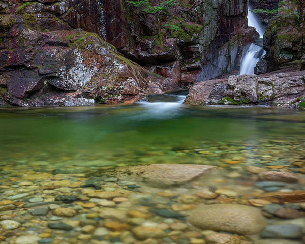 Photograph - Sabbaday Falls Pool by Bill Wakeley