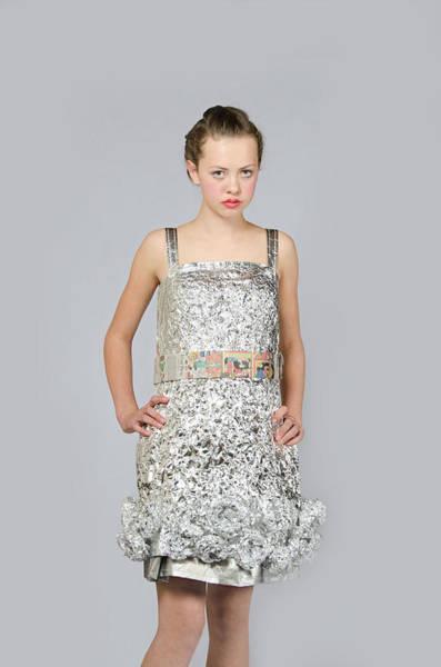 Photograph - Nicoya In Dress Secondary Fashion 2 by Irina Archangelskaya