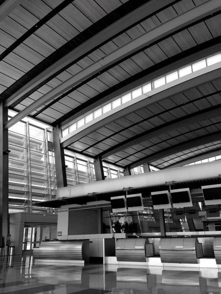 Photograph - Sacramento Airport by Polly Castor