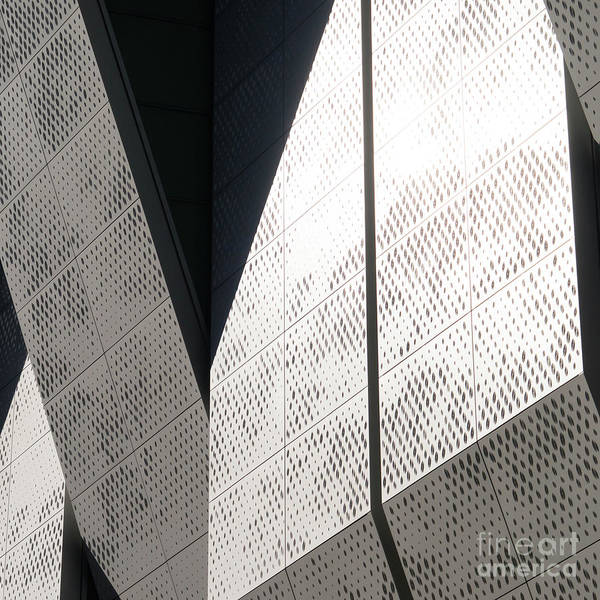Photograph - Sacramento Kings Basketball Golden 1 Center Dsc4953 Square by Wingsdomain Art and Photography