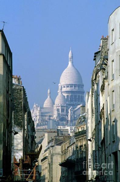 Wall Art - Photograph - Sacre Coeur In Paris by Sami Sarkis