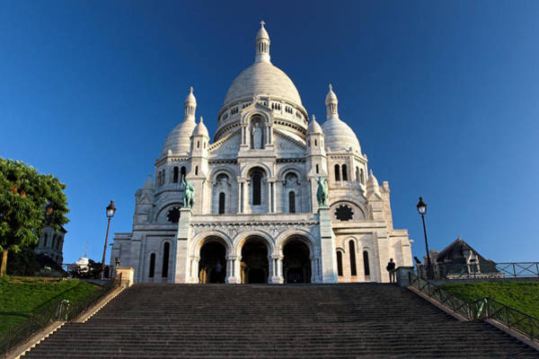 Photograph - Sacre Coeur Montmartre Paris by Pierre Leclerc Photography