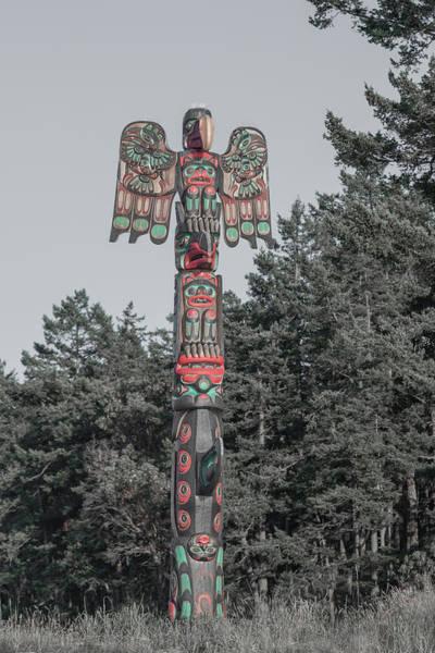 Totem Pole Wall Art - Photograph - Sacred Ground by Betsy Knapp